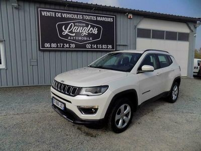 occasion Jeep Compass 2.0 MULTIJET II 140CH LIMITED 4X4
