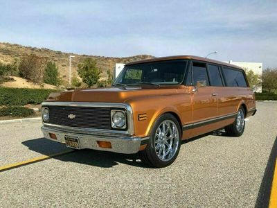occasion Chevrolet Suburban 1971