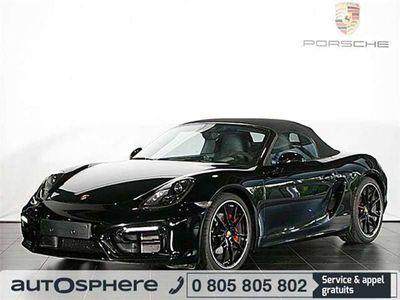 occasion Porsche Boxster 3.4 330ch GTS PDK