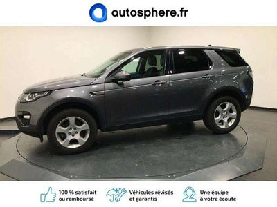 occasion Land Rover Discovery Sport 2.0 TD4 150ch AWD HSE Mark II