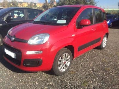 occasion Fiat Panda 1.2 8v 69ch Lounge rouge