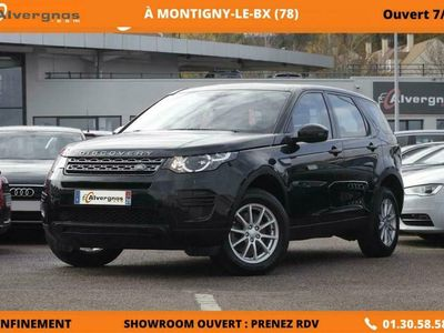 occasion Land Rover Discovery Sport 2.0 TD4 180 4WD PURE AUTO