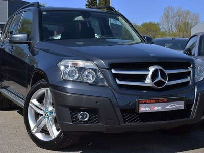 occasion Mercedes GLK320 CLASSE CDI 4 MATIC (X204)