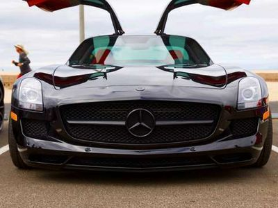 occasion Mercedes SLS AMG 63 AMG SPEEDSHIFT