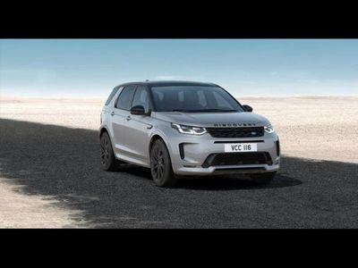 occasion Land Rover Discovery Sport DISCOVERY SPORT1.5 P300e 309ch R-Dynamic SE AWD BVA Mark VI