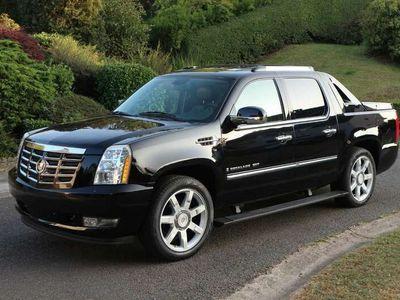 occasion Cadillac Escalade 6.2i V8 Sport Luxury LPG