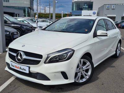 occasion Mercedes A200 CLASSE A 2016 - Blanc - Classed Sensation