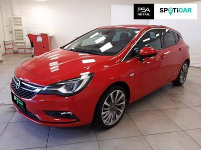 occasion Opel Astra ASTRA 2016 - Rouge -1.4 Turbo 125 ch Start/Stop Innovation