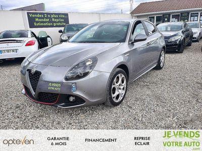 occasion Alfa Romeo Giulietta 2.0 JTDm 150ch Lusso Stop et Start