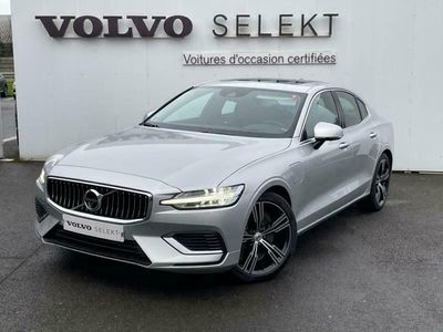 occasion Volvo S60 T8 Twin Engine 303 + 87ch Inscription First Edition Geartronic 8