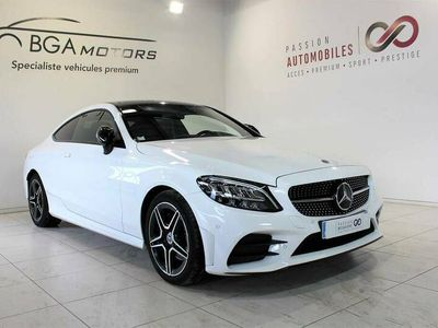 occasion Mercedes 220 Classe C Coupe Sport Coupéd 9G-Tronic AMG Line