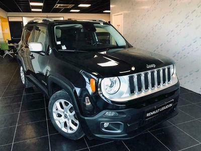 occasion Jeep Renegade 1.6 MultiJet S&S 120ch Limited