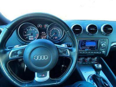 occasion Audi TTS Coupé 2.0 TFSI 272 Quattro S-Tronic A