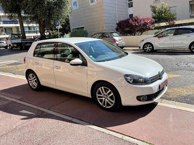 occasion VW Golf 1.6TDI105 Confortline DISTRIB OK.