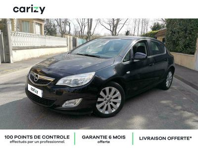 occasion Opel Astra Astra1.4 Turbo 140 ch Connect Pack