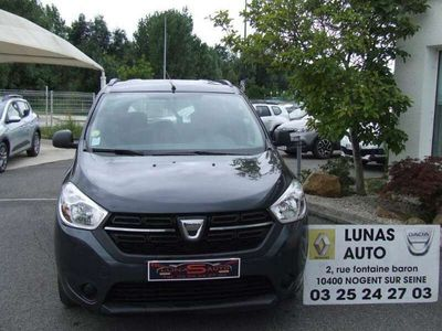 occasion Dacia Lodgy 1.5 dCi 90ch Silver Line 7 places
