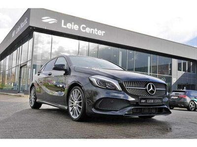 occasion Mercedes A200 d AMG Line 7G-DCT - LED - NAVI - CRUISE