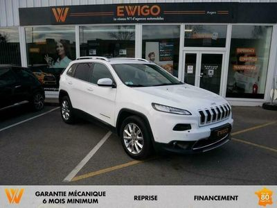occasion Jeep Cherokee Limited 2.0L Multijet S&S 140 4x2