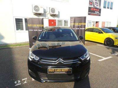 occasion Citroën C4 millenium business blue hdi 1.6 120 phase 2 gps