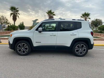 occasion Jeep Renegade 1.6 MJT LIMITED 120 CH