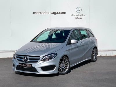 occasion Mercedes B200 Classed Business Executive 7G Dct