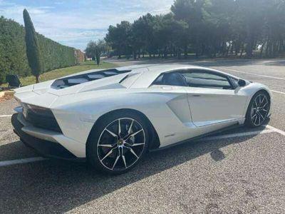 occasion Lamborghini Aventador S 6.5 V12