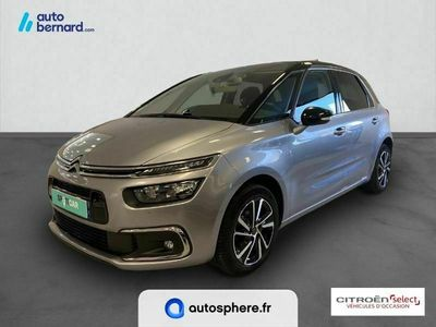 occasion Citroën C4 SpaceTourer BlueHDi 130ch S&S Shine EAT8 E6.d-TEMP