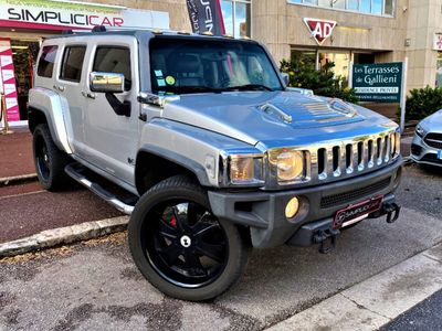 occasion Hummer H3 SUV Luxury A 3.7