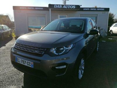 occasion Land Rover Discovery HSE A Mark II TD4 150ch