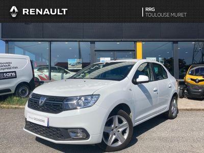 occasion Dacia Logan TCe 90 Confort 4 portes Essence Manuelle Blanc