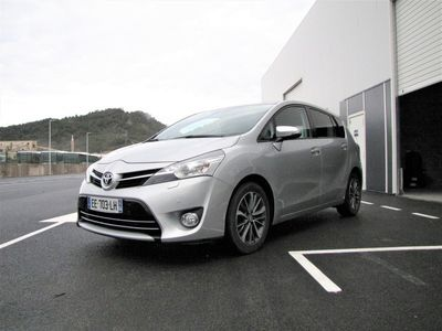 occasion Toyota Verso 2016 - Gris clair Métallisé - 147 VVT-I Style CVT