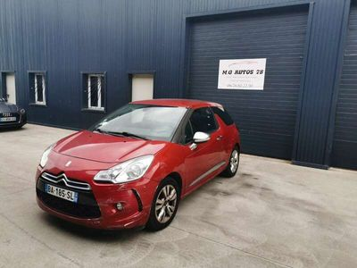 occasion Citroën DS3 HDi 90 FAP Airdream So Chic