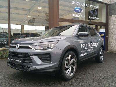 occasion Ssangyong Korando 1.6 e-XDI 136 CH Limited 2WD BVA