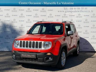 occasion Jeep Renegade 1.6 MultiJet 120ch Limited
