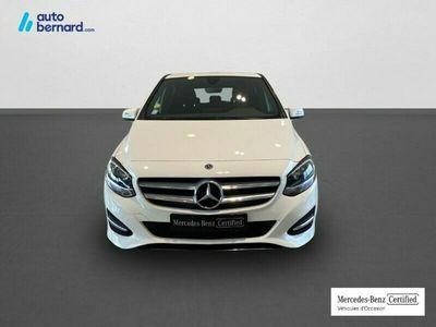 occasion Mercedes B180 d Inspiration