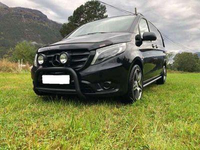 occasion Mercedes Vito FOURGON 119 CDI COMPACT BVA RWD SELECT