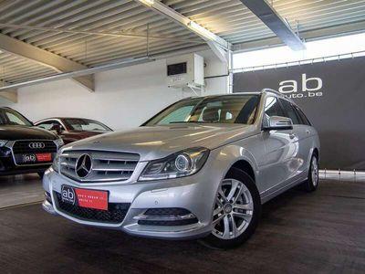 occasion Mercedes C220 CDI KOMBI, AUTOM, D-LEDER, NAVI, BT, XENON, PDC,