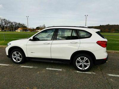 occasion BMW X1 sDrive 18d 150 ch BVA8 Lounge