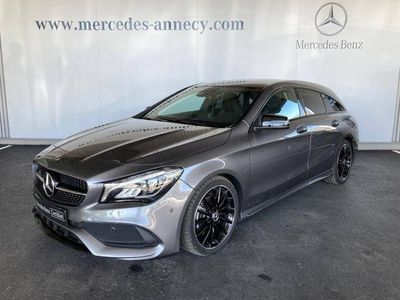 occasion Mercedes CLA200 Shooting Brake d Fascination 4Matic 7G-DCT Euro6c