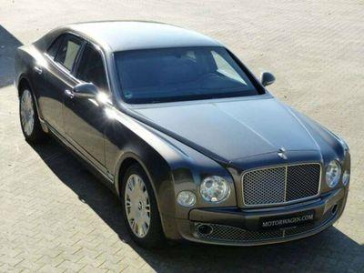 occasion Bentley Mulsanne (2010)