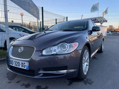 occasion Jaguar XF 3.0 V6 D - 240 FAP Luxe Premium A