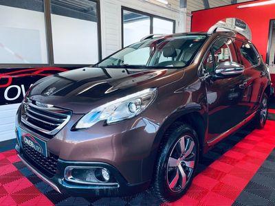 occasion Peugeot 2008 2013 - Marron - 1.6 e-hdi 115cv GARANTIE 6 MOIS