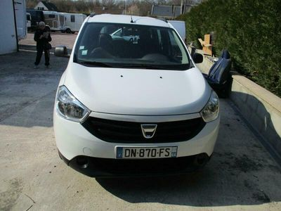 occasion Dacia Lodgy Black Line 1.2 TCe 115 5 places