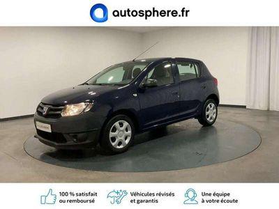occasion Dacia Sandero 1.2 16v 75ch Euro6