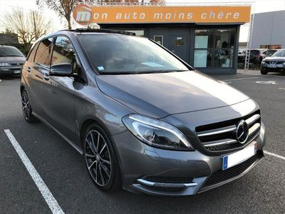 occasion Mercedes B180 ClasseCDI 1.8 Fascination 7G-DCT