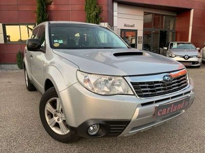 occasion Subaru Forester 2.0 D BOXER DIESEL XS