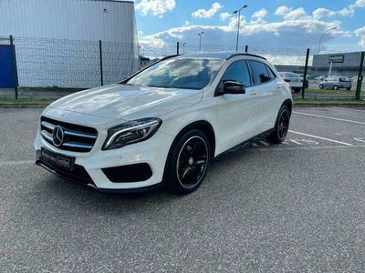 occasion Mercedes GLA220 Classed Fascination 4Matic 7G-DCT
