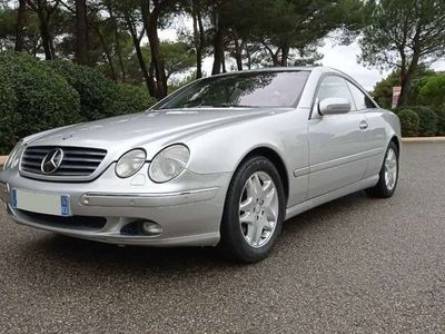 occasion Mercedes CL500 (2000)