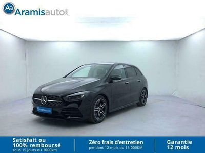 occasion Mercedes 200 Classe B AMG Line +Pack Premium PlusD 8G-DCT