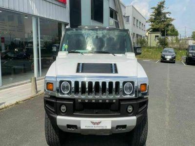 occasion Hummer H2 Luxury V8 6.2L 398Chx
